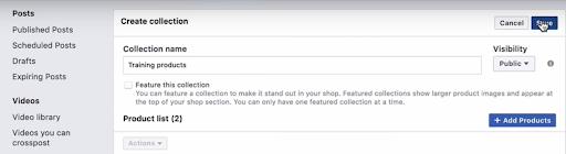 how to set up a shop on Facebook, how to set up Facebook shop