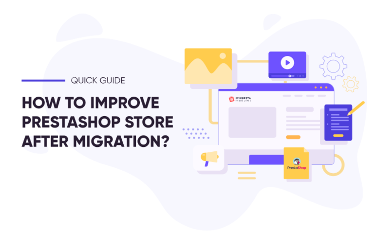 Improve PrestaShop Store After Migration